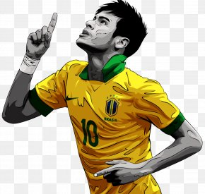 Fc Barcelona - 2014 FIFA World Cup FC Barcelona Football Player Brazil National Football Team PNG