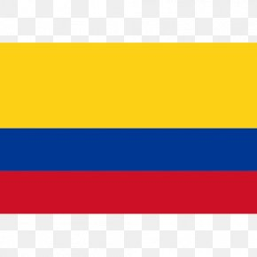 Flag - Flag Of Colombia National Flag Flag Of The United States PNG
