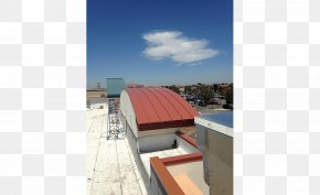 Metal Roof - Metal Roof Awning Daylighting PNG