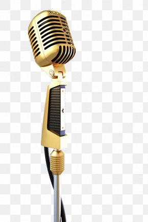 Microphone - Microphone Download Stock Illustration PNG