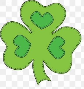 Saint Patrick's Day - Shamrock Saint Patrick's Day Irish People Paper Clip Art PNG