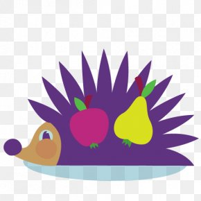 Hedgehog - Adobe Illustrator Icon PNG