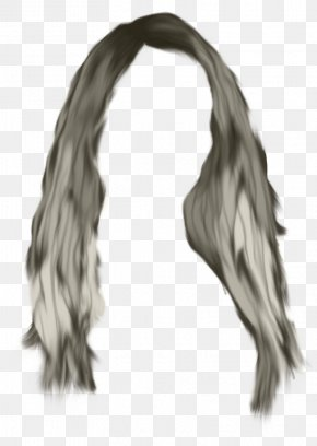 Hair - Hairstyle Long Hair Wig PNG