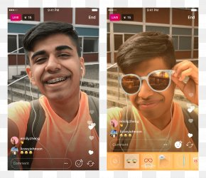 Instagram Stories - Social Media Android Streaming Media Live Television PNG