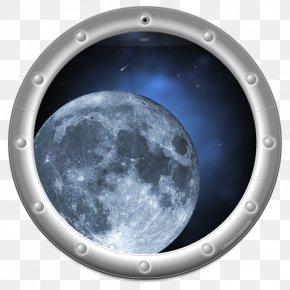 Lunar Phase - Full Moon Lunar Phase Blue Moon Lunar Calendar PNG