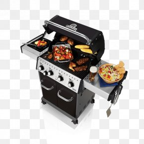 Barbecue - Barbecue Grilling Broil King Regal 440 Broil King Baron 490 Broil King 922154 Baron 420 Liquid Propane Gas Grill, Black, 40 0 BTU PNG