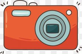 Vector Camera - Photographic Film Digital Cameras Clip Art PNG