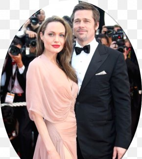 Brad Pitt - Angelina Jolie Brad Pitt Hollywood Inglourious Basterds Cannes Film Festival PNG