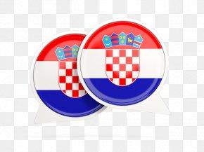 Flag - Flag Of Croatia National Flag PNG