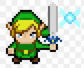 Pixel Art - Link Pixel Art PNG
