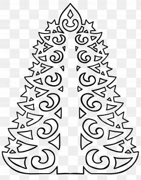Hochzeitsauto Geldgeschenk Vorlage - Paper New Year Tree Christmas Ornament Colle Vinylique Stencil PNG