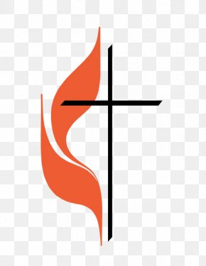 Albright United Methodist Church - Cross And Flame United Methodist Church Methodism United Church Of Canada Evangelical United Brethren Church PNG