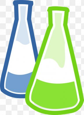 It Solutions Cliparts - Laboratory Flask Chemistry Erlenmeyer Flask Clip Art PNG