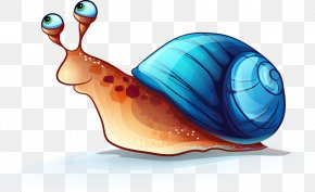 Cartoon Snail - Royalty-free Illustration PNG