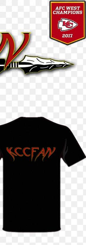 Kansas City Chiefs - T-shirt Kansas City Chiefs Logo PNG