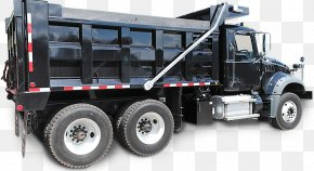 Dump Truck - Car Electric Vehicle Truck Tarpaulin PNG