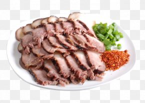 Sichuan Bacon - Chinese Cuisine Bacon Sichuan Cuisine Curing Roast Beef PNG