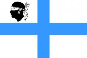 Templar Cross Tattoo - Flag And Coat Of Arms Of Corsica Knights Templar Clip Art PNG