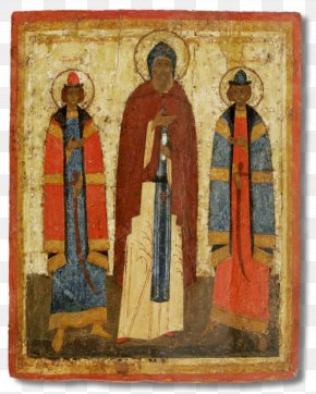 Museum Of Russian Icons - Russian Icons Saint Eastern Orthodox Church Knyaz Icon PNG