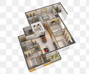 Floor - House Plan Interior Design Services 3D Computer Graphics Floor Plan PNG
