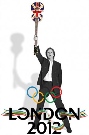 Paul McCartney Cliparts - 2012 Summer Olympics 2018 Winter Olympics London 2012 Summer Paralympics Athlete PNG