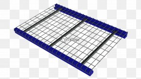 Wire Mesh - Pallet Racking Wiring Diagram Electrical Wires & Cable PNG