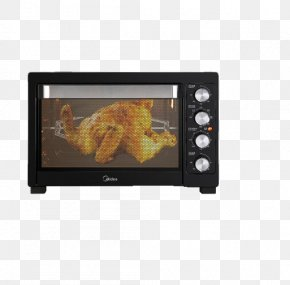 Black Multifunction Oven - Oven Baking Home Appliance Barbecue Cake PNG