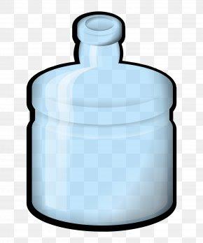Water Bottle - Water Bottles Bottled Water Clip Art PNG