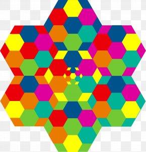 Hexagonal - CERIA BALON Symbol Character Pattern PNG