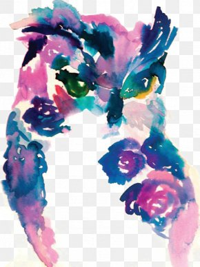 Owl - Owl Watercolor Painting Art Drawing PNG