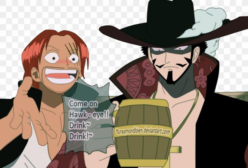 Dracule Mihawk Roronoa Zoro Shanks Monkey D. Luffy One Piece, PNG, 900x612px, Dracule Mihawk, Arlong, Cartoon, Comics, Fiction Download Free