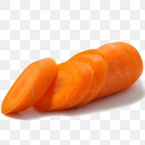 Sliced carrots - Baby Carrot Vegetable Radish Organic Food PNG
