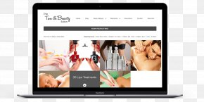 Tanning Salon - Front-end Web Development Graphic Design PNG