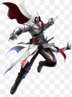 V - Soulcalibur V Soulcalibur IV Soul Edge Assassin's Creed Ezio Auditore PNG