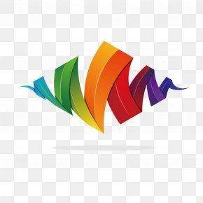 Vector Color Ribbon - Color Euclidean Vector PNG