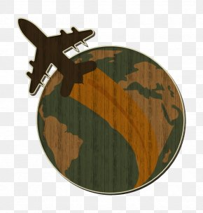 Airplane Travel And Places Icon - Globe Icon Travel Icon Travel And Places Icon PNG