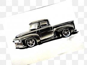 Chip Foose - Car Pickup Truck Automotive Design Volkswagen Drawing PNG