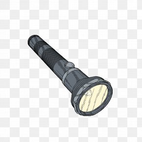 Flashlight - Flashlight Torch Clip Art PNG
