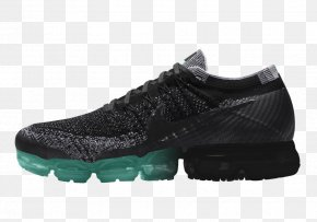 Turquoise Black Nike Shoes For Women - Nike Air VaporMax 2 Men's Flyknit Sports Shoes Nike Air VaporMax Flyknit 2 Women's PNG