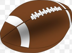 American Football Ball - American Football Clip Art PNG