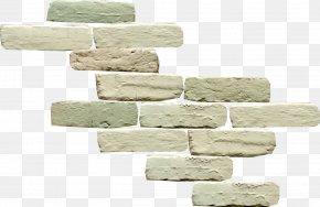 Beautiful Brown Bricks - Brick Wall Molding PNG