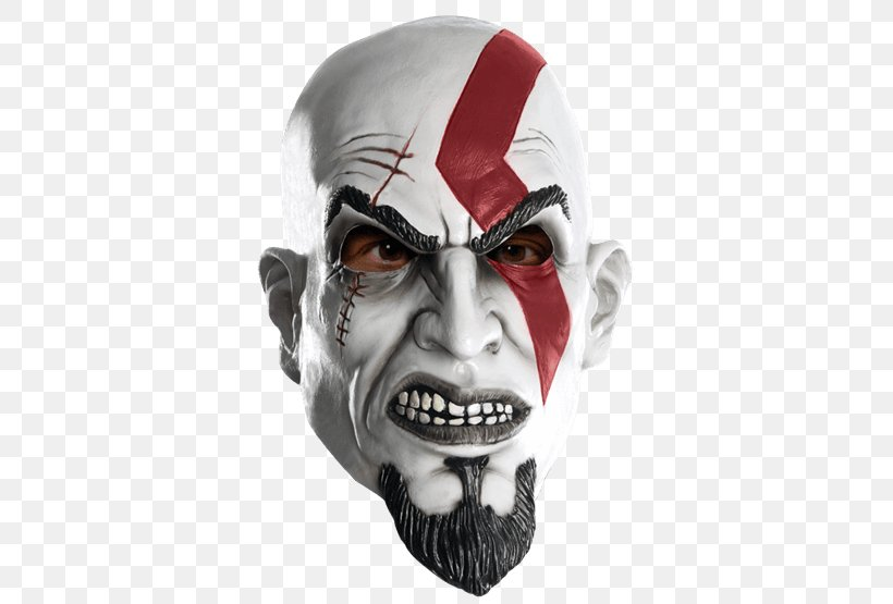 God Of War Iii Mask Mortal Kombat God Of War Ascension Png