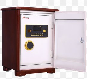 Electronic Password Safe - Safe Deposit Box Password Safe Cabinetry PNG
