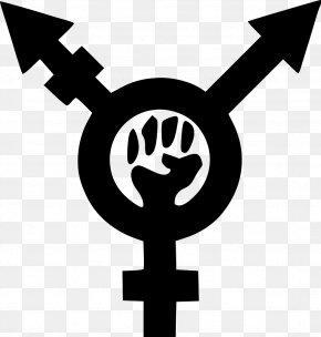 Symbol - Transfeminism Gender Symbol Transgender PNG