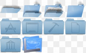 Folder Collection - Directory Download Computer File PNG