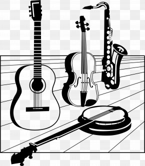 Musical Instruments - Musical Instruments Clip Art PNG
