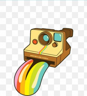 Camera - Camera Photography Pop Art Drawing Illustration PNG