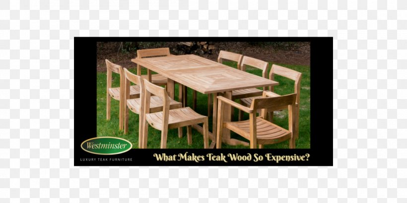 Table Teak Solid Wood Furniture Png 1100x550px Table