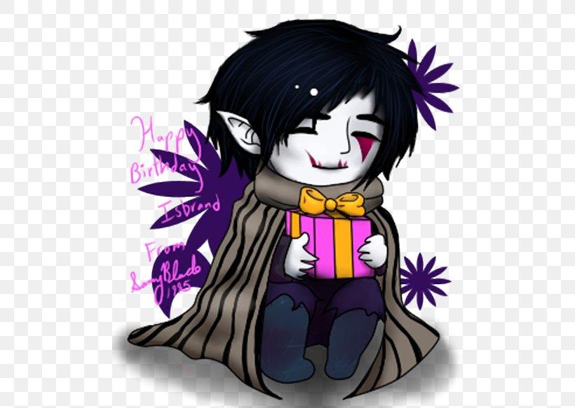 Legendary Creature Illustration Black Hair Purple Cartoon, PNG, 500x583px, Legendary Creature, Art, Black, Black Hair, Cartoon Download Free