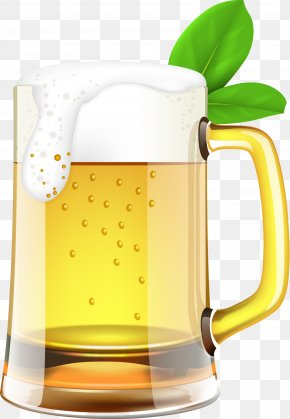 Vector Beer Foam - Beer Cup Computer File PNG